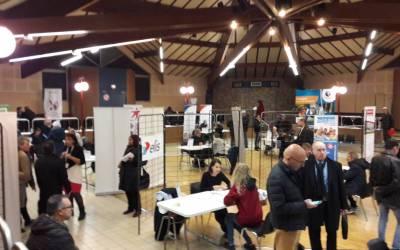 Le Groupe ICARE co-organise le 1er Forum emploi senior sur le sud ouest lyonnais