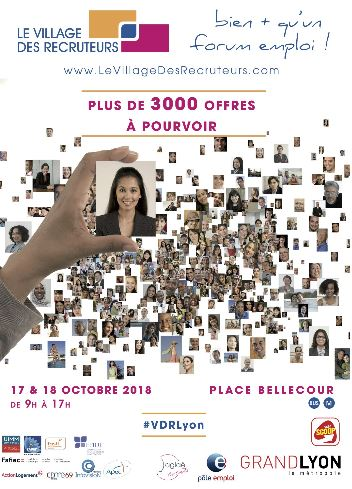 Rencontrez des recruteurs les 17 et 18 octobre , PLACE BELLECOUR
