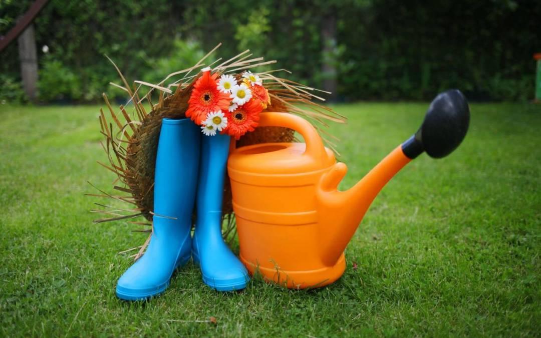 C'est le Printemps …contactez Icare Services à la Personne pour vos espaces verts et jardinières