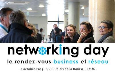 événement organisé par la CCI de LYON sur OCTOBRE