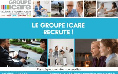à pourvoir Le groupe Icare recrute Un-e COORDINATEUR-TRICE SECTEUR Services à la personne en CDI