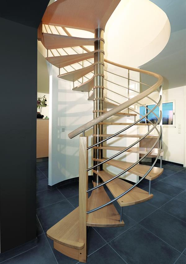 Escaliers Bois Volution Groupe RIAUX Escaliers