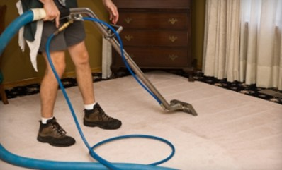 $69 for Two Rooms of Carpet Cleaning and Deodorizing from Michigan Carpet Cleaning & Restoration (Up to $165 Value)