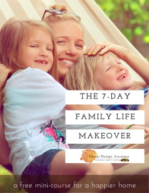7 Day Family Makeover