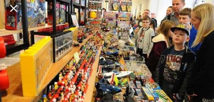 LEGO- en Playmobilmarkt