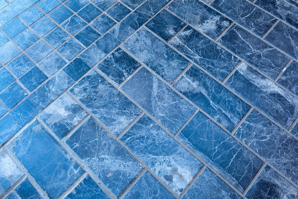 floor tile and grout restoration and