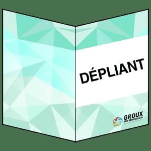 Dépliants 4 pages