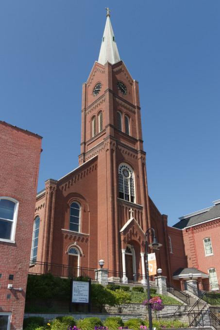 Washington, MO historic church