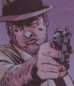 Gotham Central 3 - cop