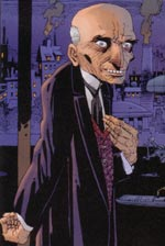 Professor Moriarty in The League of Extraordinary Gentlemen