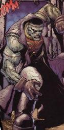 Seven Soldiers of Victory - Frankenstein
