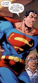 Identity Crisis - Superman