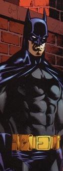 JLA: Crisis of Conscience - Batman
