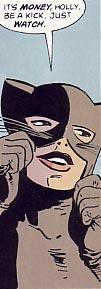 Batman: Year One - Catgirl
