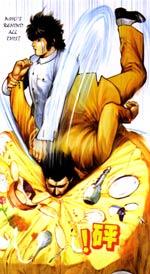 Chinese Hero: Tales of the Blood Sword Volume 1 - Hero