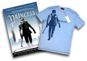 Princess - prizes