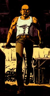 Scalped 1: Indian Country - Dashiell Bad Horse