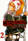 Metro Survive 2 - cover
