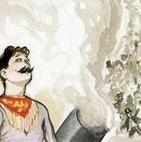 The Amazing Remarkable Monsieur Leotard - Etienne