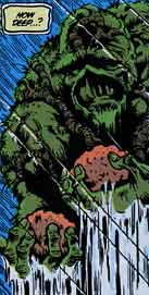Swamp Thing: Love and Death