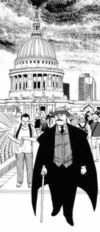 Professor Munakata's British Museum Adventure
