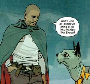 Saga: The Will and Lying Cat