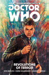 Doctor Who: The Tenth Doctor Volume 1 - Revolutions of Terror