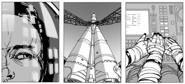 Soyuz Blue - prepare for lift-off