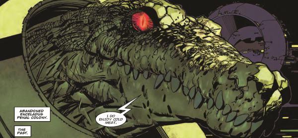 Judge Dredd: Titan - Kleggs