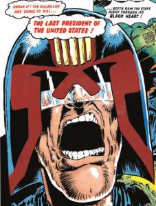 Judge Dredd in The Cursed Earth Uncensored