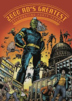 2000AD's Greatest: Celebrating 40 Years