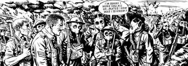 Pat Mills and Joe Colquhoun's Charley's War