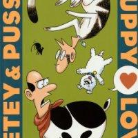 Petey & Pussy: Puppy Love