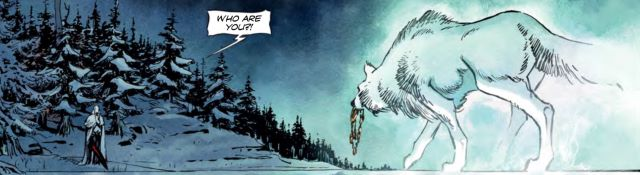 Elric meets the white wolf