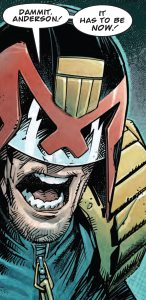 Judge Dredd in Cold Wars