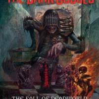 The Dark Judges: The Fall of Deadworld - Book 2