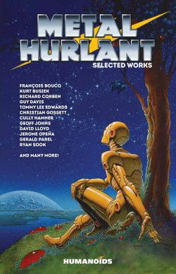 Metal Hurlant: Selected Works cover