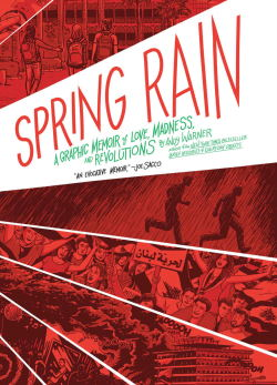 Cover of Spring Rain by Andy Warner