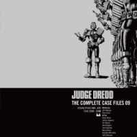 Judge Dredd: The Complete Case Files 09