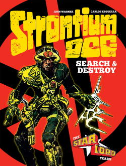 Strontium Dog: Search & Destroy cover