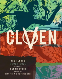 The Cloven Book One cover