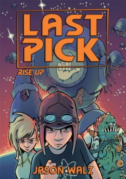 Last Pick: Rise Up cover