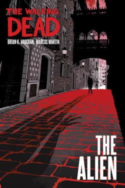 The Walking Dead: The Alien cover