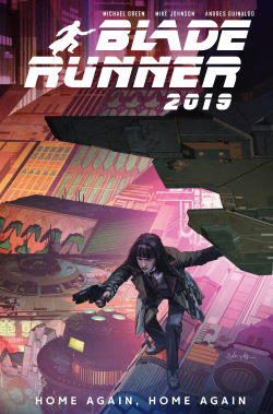 Blade Runner 2019: Home Again, Home Again cover