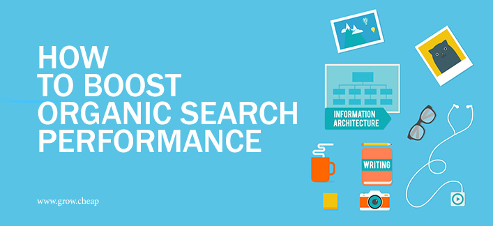 How To Boost Organic Search Performance (DIY Guide)