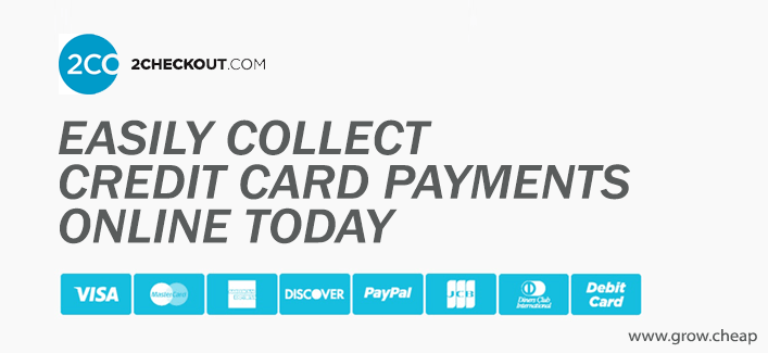 2Checkout Review: Accept Credit Card Sales Online