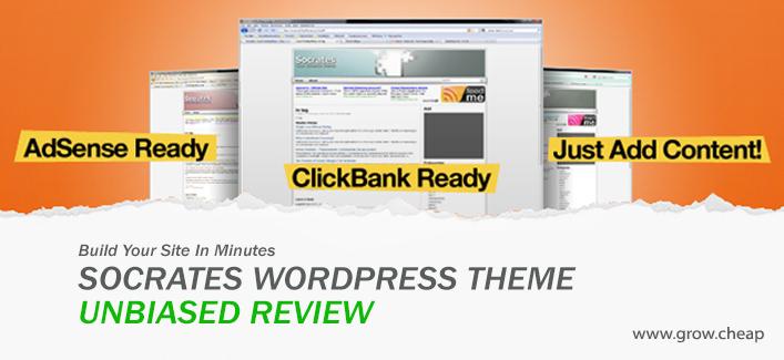 Socrates WordPress Theme [Unbiased Review]