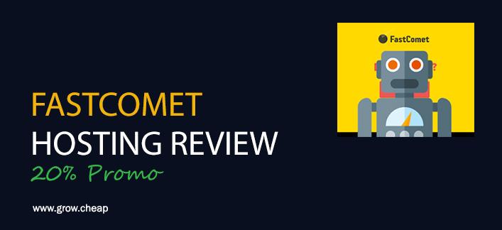 FastComet Hosting Review: A Good WordPress Host?
