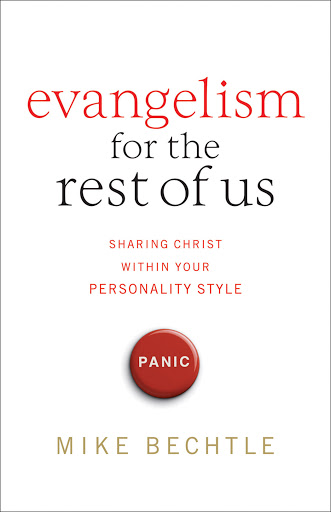 Book Review: Evangelism for the Rest of Us