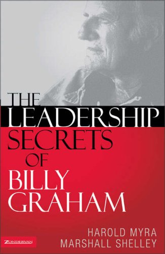 Book Review: The Leadership Secrets of Billy Graham